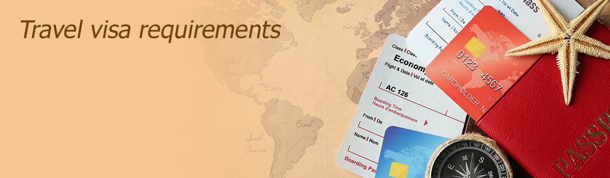 Travel Visa Requirements